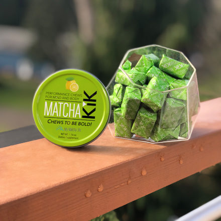 Matcha KiK - Chews To Be Bold